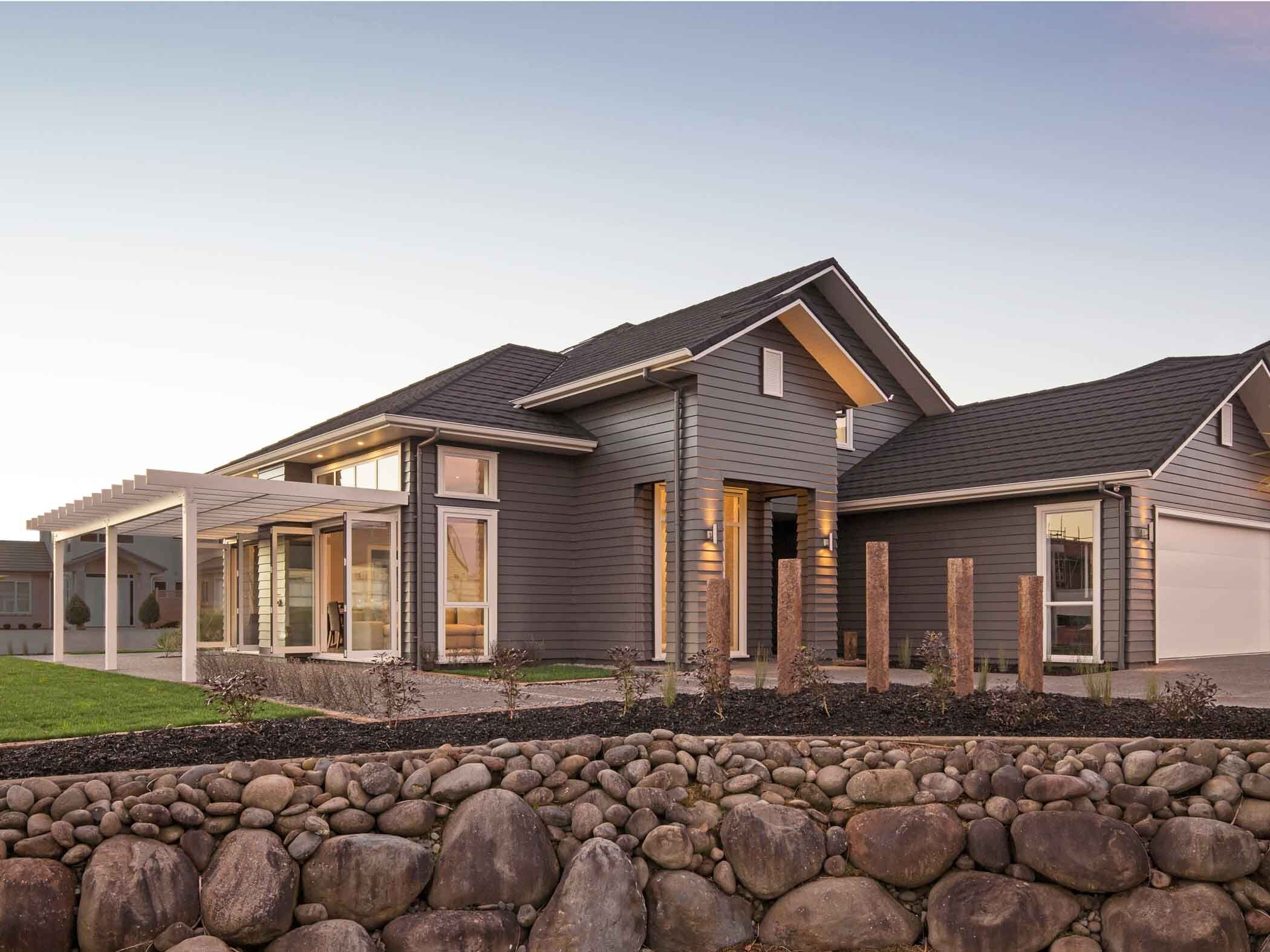 House Plans Ready To Build Modern Home Plans Landmark Homes Nz